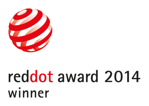 OLIVER honord with a Red Dot Award